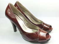 Nine West Brown Women Shoes Size US 5.5 MONTREAL