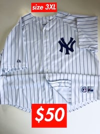 Majestic New York Yankees Alfonso Soriano Baseball jersey size XXXL Los Angeles, 90038