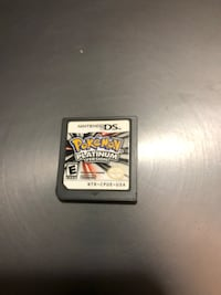 Nintendo DS Pokemon Platinum Version Edmonton, T5B 0E4