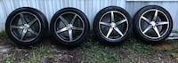 """19"""" rims  North Fort Myers, 33917"""