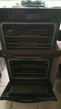 black and gray induction range oven Zephyrhills, 33540