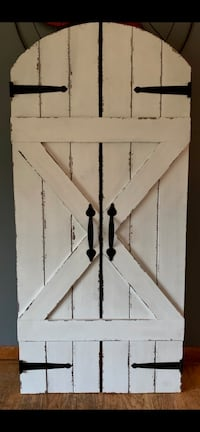 Arched door wall decor Canby, 97013