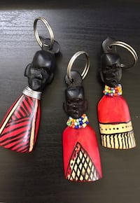 African keychain holders Silver Spring, 20902