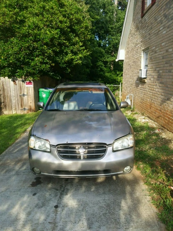 b45ba99667998 Used Nissan - Maxima - 2000 for sale in Stone Mountain - letgo