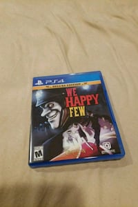 We Happy Few PS4 Aurora, 80011