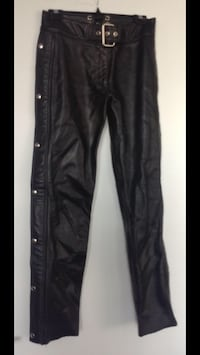 100 %  women's leather chaps 535 km