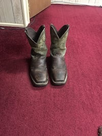 Justin work boots steel toe $120 brand new Terre Haute, 47804