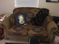 Couch and loveseat!  Waterdown, L8B 0E5