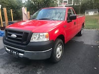 2007 Ford F-150XL Long Bed Silver Spring