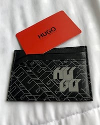 Hugo Boss card holder/wallet Vancouver, V5Z 2G6
