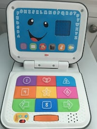 Fisher Price Laugh&Learn smart stages laptop
