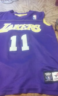 Lakers youth jersey set size small Vinton, 24179