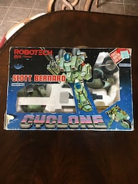 Robotech, In Box, Never Assembled, From 1980's Yukon, 73099