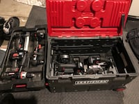 Craftsman portable tool box with tools Milpitas, 95035
