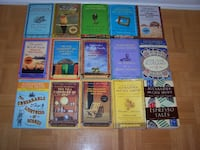 15 ALEXANDER MCCALL SMITH softcover books - LADIES DETECTIVE BKS Vaughan