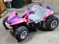 Power Wheels dune buggy for sale NEW BATTERY!!!  Macomb, 48044