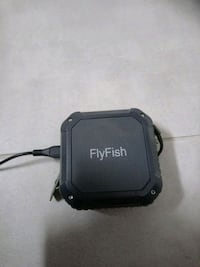 Bluetooth speaker fly fish