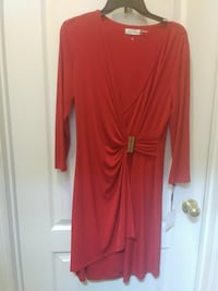Calvin klein red dress size 12 Saint Cloud, 34769