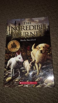 The incredible journey  Surrey, V4N