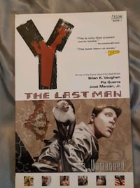 Y The Last Man (TPB's) comics
