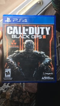 BLACK OPS3 PS4 GAME Vancouver, 98682
