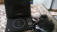 Travel DVD Player 7 in. (Insignia) with Carry Case MILWAUKEE