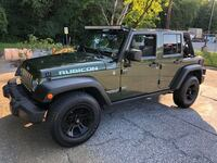2008 Jeep Wrangler unlimited rubicon  Capitol Heights