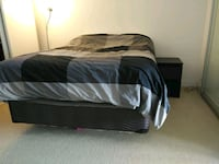 Double bed (negotiable)- SUPER Comfy!! Toronto, M5V 4B1