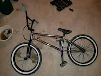 black and gray BMX bike Newmarket, L3X 3B4