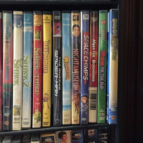Used Dvds For Sale >> Dvds And Vhs Tapes For Sale