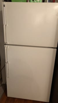 Ge fridge works well  perfect for garage or basement Victor, 14564