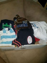 Assorted Boys clothes size 4 to 6 $40 OBO 3137 km