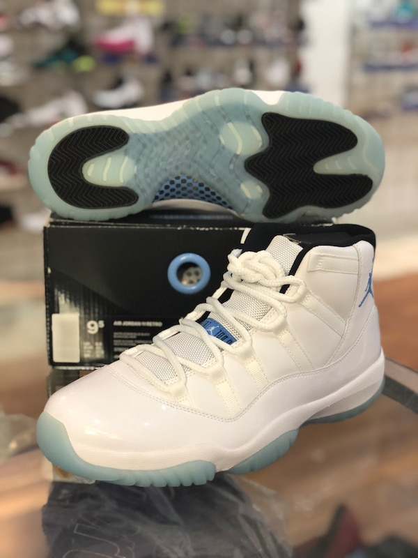 Brand new Legend Blue 11s size 9.5