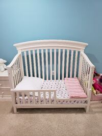 Convertible Crib Chantilly