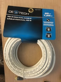 25 ft cable Ottawa, K1S 0A3