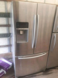 stainless steel french door refrigerator Laurel, 20708