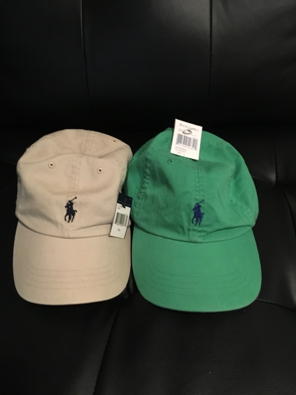 e222635b942 Used POLO Hats- New with Tags for sale in Lawrenceville - letgo