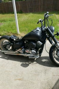 black and gray cruiser motorcycle Slidell, 70460