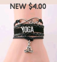 New Yoga Bracelet in plastic Modesto