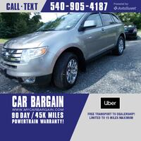 2008 Ford Edge SEL Warrenton, 20186