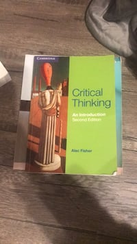 Critical thinking 2nd edition Livingston, 95334