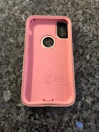 Pink Otterbox Case for iPhone XR