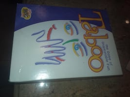 'Taboo' Game, *NEW* In Box, Never Used