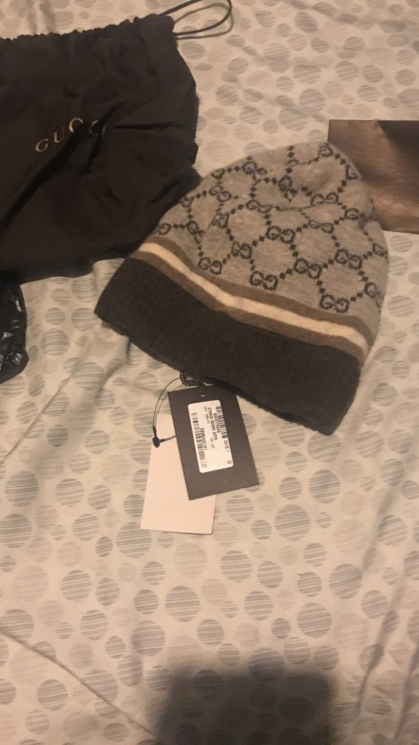 2c0006d52d418 Used Gucci Hat Brown tan for sale in New York - letgo