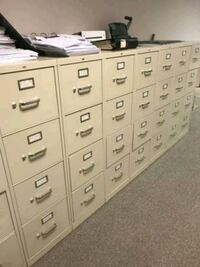 4-DRAWER FILE CABINETS ($40 EACH) Bel Air, 21014