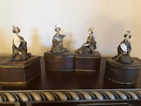 8-pc Japanese trinket boxes Silver Spring, 20905
