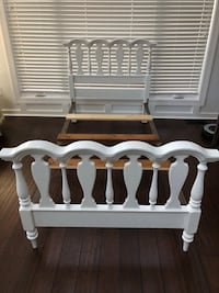 White Twin Bed Chesapeake, 23320