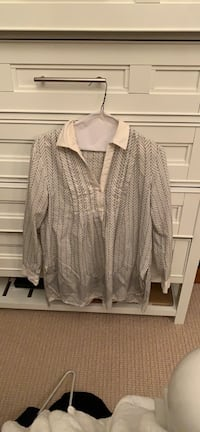 Anthropologie blouse size 2