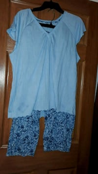 Ladies xl Capri pajamas used Martinsburg, WV, USA, 25401