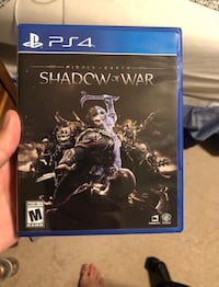 Middle earth shadow of war ps4 732 mi